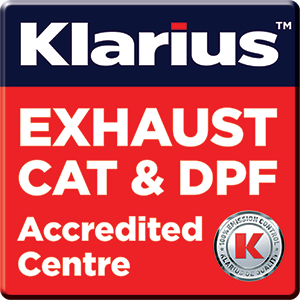 Klarius Garage Accreditation Scheme Logo